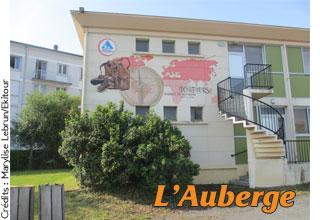 L'Auberge de jeunesse de Poitiers - Ekitour/Marylise Lebrun