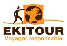 Logo de l'association Ekitour