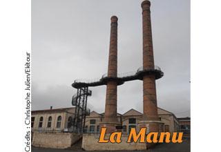 La Manu de Châtellerault - Ekitour/Christophe Julien