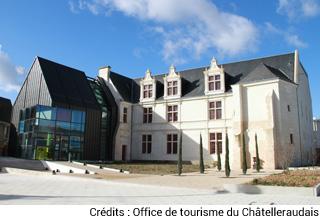 office de tourisme 86100 chatellerault