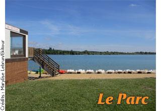 Le Parc de loisirs de Saint-Cyr - Ekitour/Marylise Lebrun